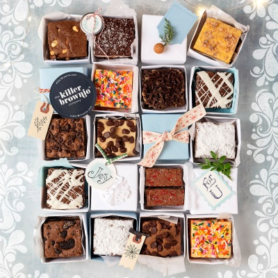 Try our limited edition Whiskey Killer Brownie<sup>®</sup>