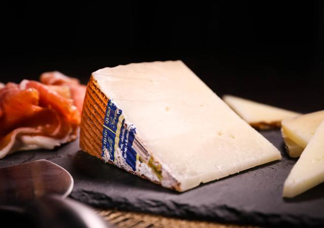 6 month Machego Cheese from Spain