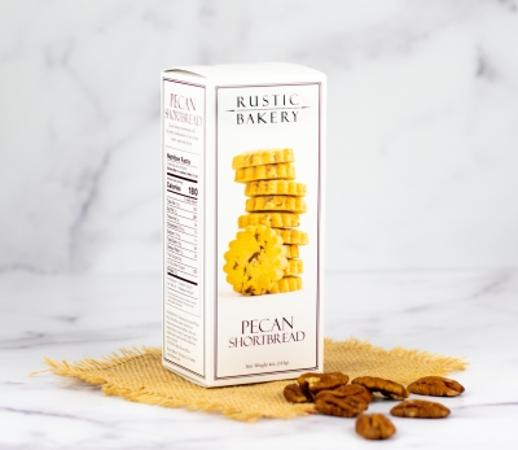 Rustic Bakery Pecan Shortbread