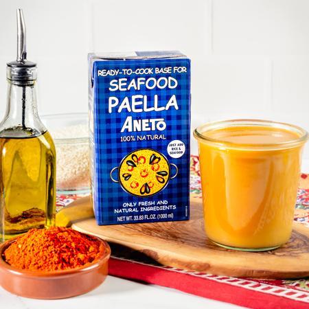 Aneto Seafood Paella Brother