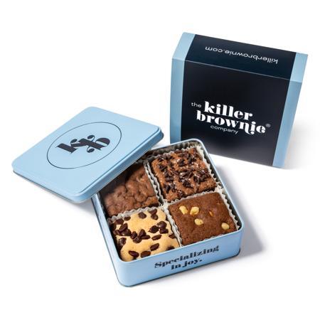 Killer Brownie Best Sellers Gift Tin