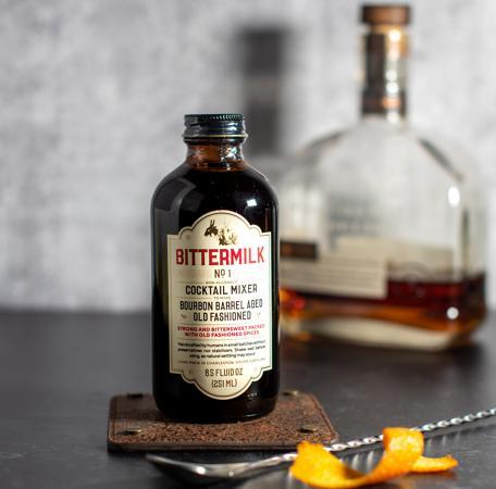 Bittermilk Bourbon Old Fashioned Mix