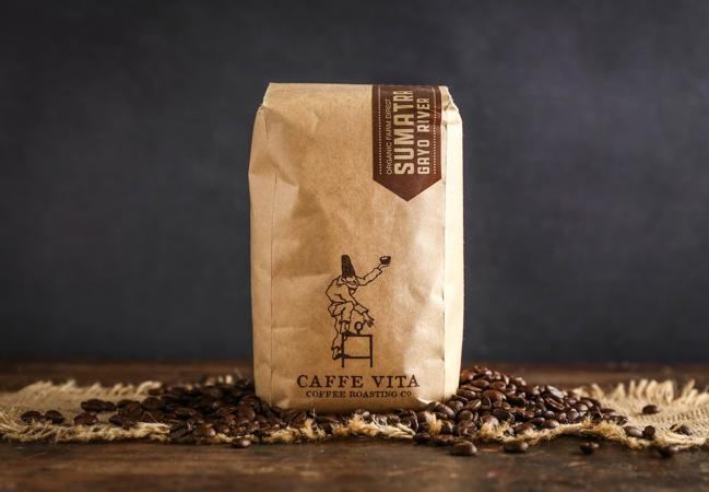 Caffe Vita Sumatra Mandheling