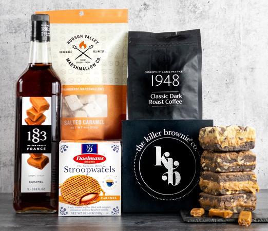 Caramel Macchiato Gift Set