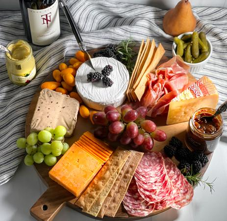 Ultimate Charcuterie and Cheese Board