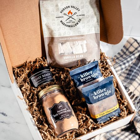 Cozy Reads Cocoa Kit