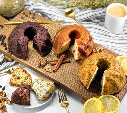 DLM Classic Coffee Cake Sampler