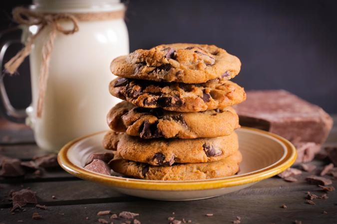DLM Gourmet Chocolate Chunk Cookies