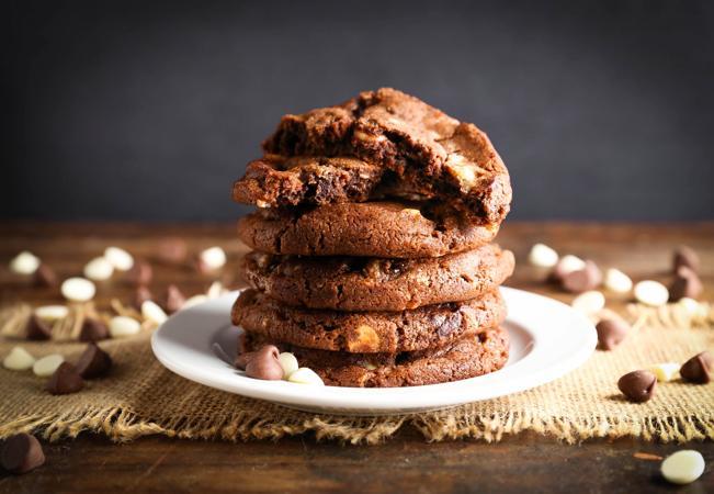 DLM Gourmet Rocky Road Cookies