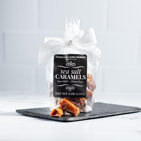 DLM French Style Sea Salt Caramels