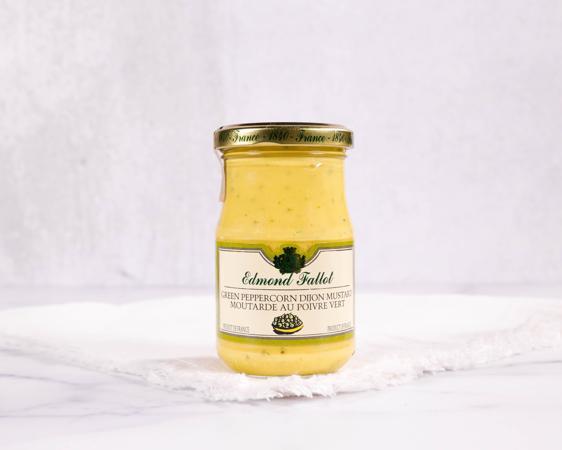 Edmond Fallot Green Peppercorn Dijon