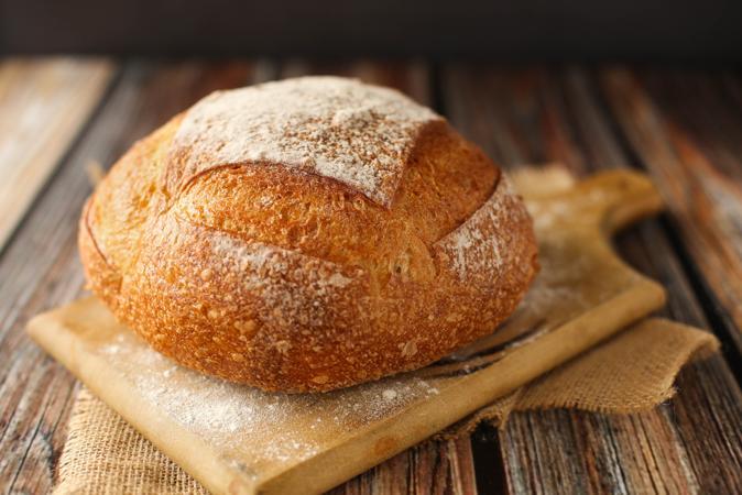 French Boule Artisan Bread