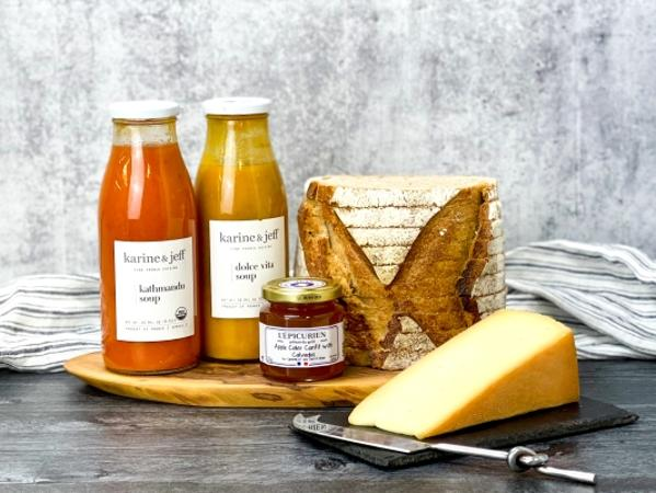 French Soup and Grilled Cheese Kit
