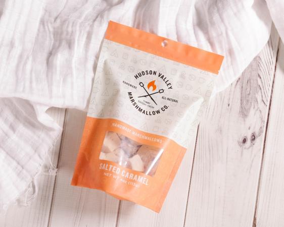 Hudson Valley Salted Caramel Marshmallows
