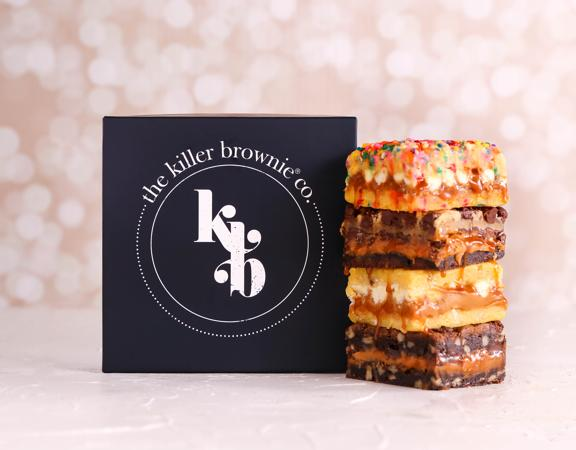 Killer Brownie® Create Your Own Gift Box - 4 Count