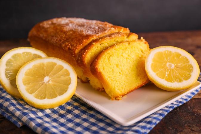 DLM Lemon Loaf