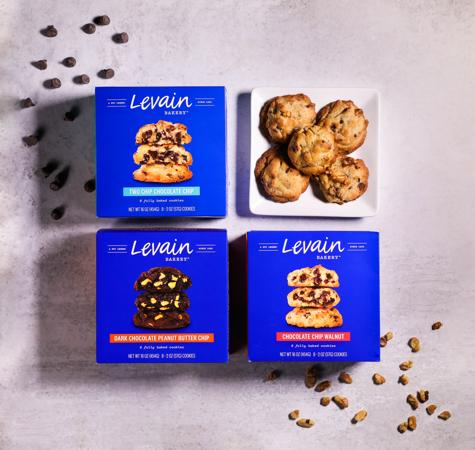 Levain Bakery Assorted Cookie Collection