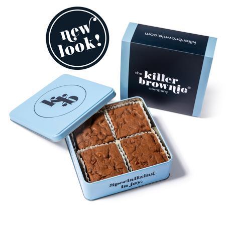 Original Killer Brownie Gift Tin