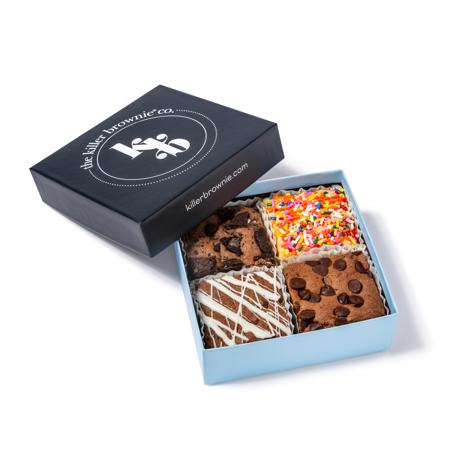 Killer Brownie 8-Count Variety Gift Box