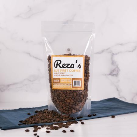Reza's Roast But First Coffee