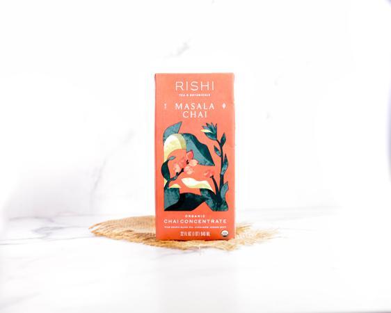 Rishi Masala Chai Organic Tea Concentrate