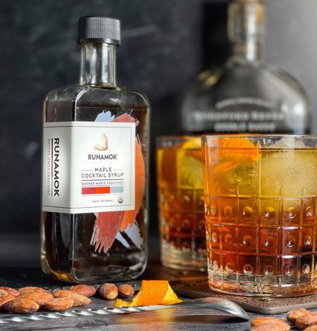 Runamok Smoked Maple Fashioned