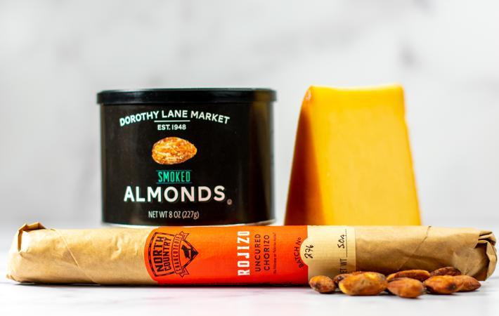 Smokin' Midwest Cheese Pairing