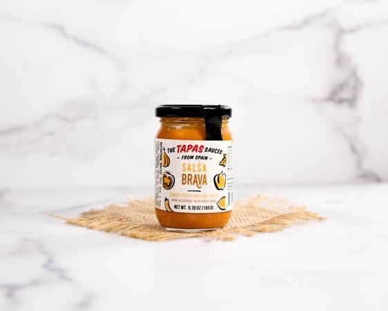 Tapas Bravas Sauce for Potatoes