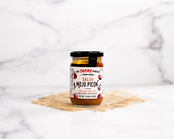 Mojo Ricon Red Pepper Salso