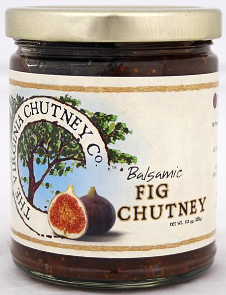 The Virginia Chutney Co. Balsamic Fig Chutney
