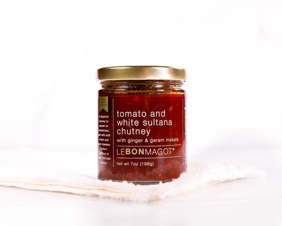 Le Bon Magot Tomato and White Sultana Chutney